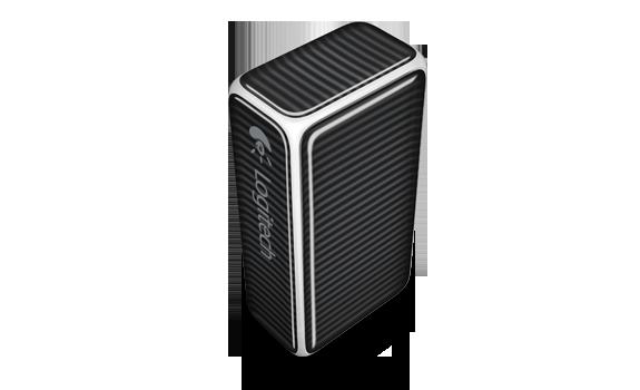 Logitech Cube : la petite souris sans fil facile à transporter
