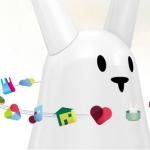 Karotz, le lapin connecté : le cadeau geek par excellence