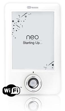BeBook Neo eReader