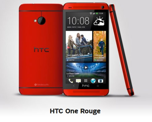 HTC-one-rouge