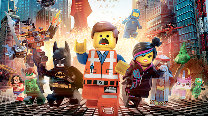 La Grande Aventure Lego 2 : exclu sur le 2e film !