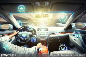 5 objets pour une voiture connectée en 2018
